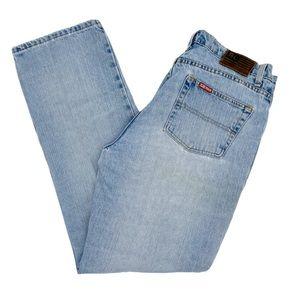Vintage Polo Ralph Lauren High Waisted Light Jeans